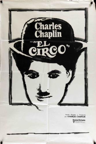 Cirkusz filmplakát