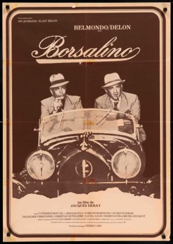 Borsalino filmplakát