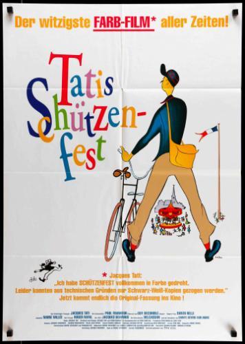 Kisvárosi ünnep filmplakát