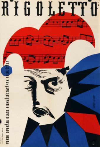 Rigoletto filmplakát