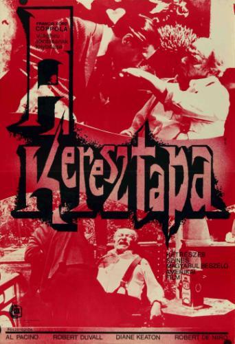 Keresztapa II. filmplakát