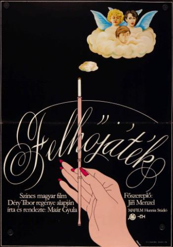 Felhőjáték filmplakát