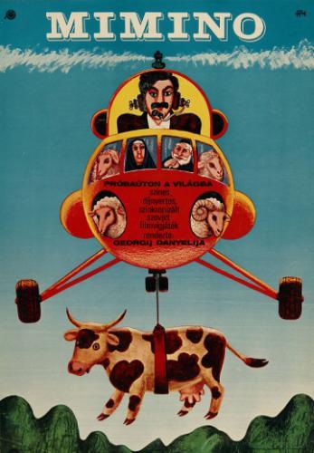 Mimino filmplakát