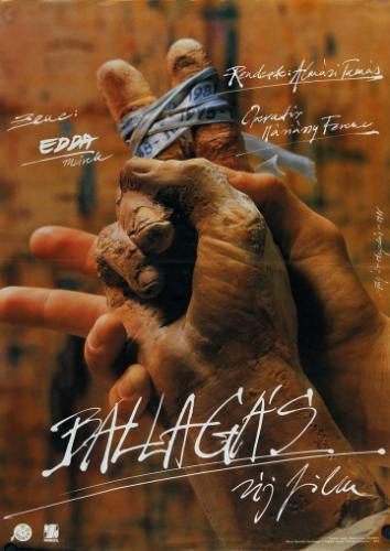 Ballagás filmplakát