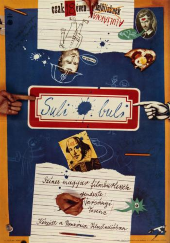 Suli-buli filmplakát