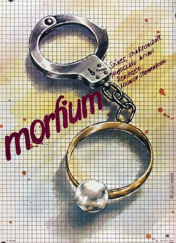 Morfium filmplakát