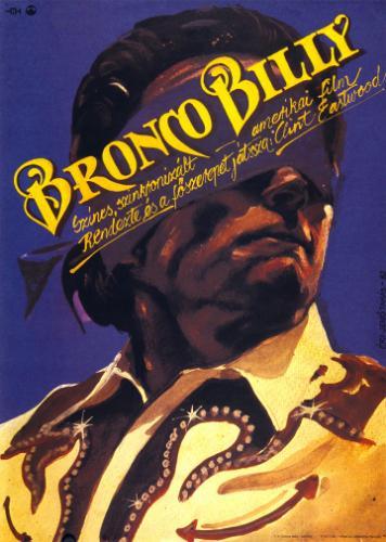 Bronco Billy filmplakát