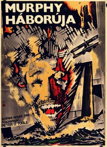 Murphy háborúja  filmplakát