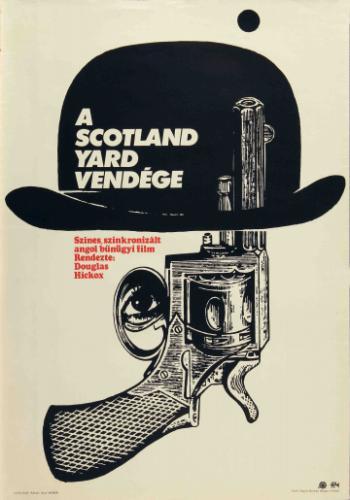 A Scotland Yard vendége filmplakát