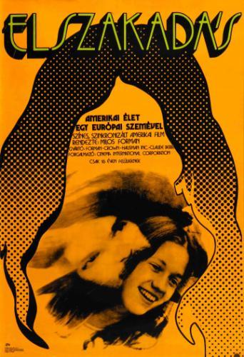 Elszakadás filmplakát