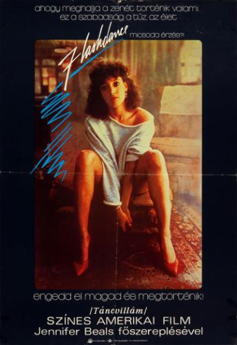 Flashdance filmplakát