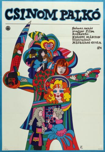 Csinom Palkó filmplakát