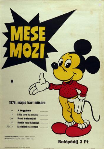 Mese Mozi filmplakát