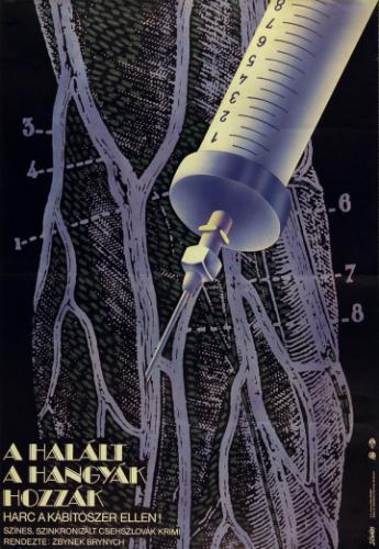 A halált a hangyák hozzák filmplakát