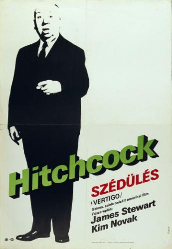 Szédülés filmplakát