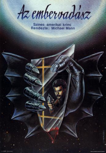 Az embervadász filmplakát