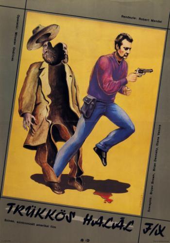 Trükkös halál filmplakát