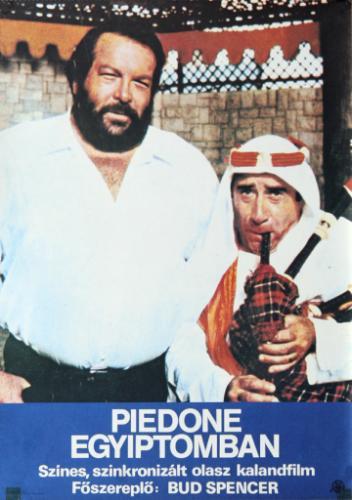 Piedone Egyiptomban filmplakát