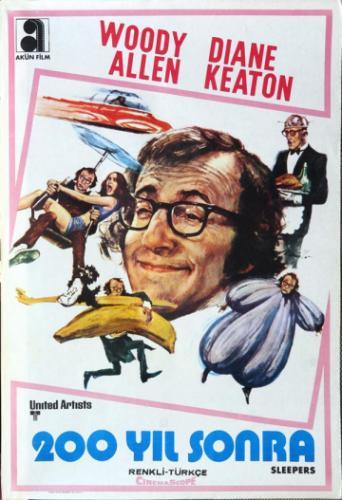 A hétalvó filmplakát