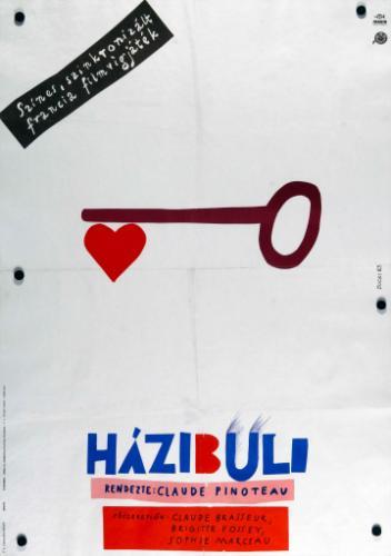 Házibuli filmplakát