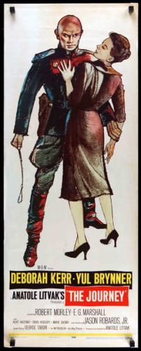 Az utazás filmplakát