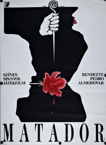 Matador filmplakát