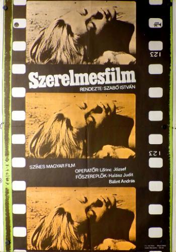 Szerelmesfilm filmplakát