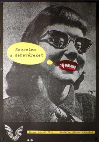 Szeretem a denevéreket movie poster