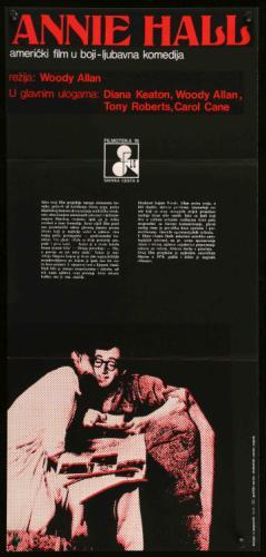 Annie Hall filmplakát