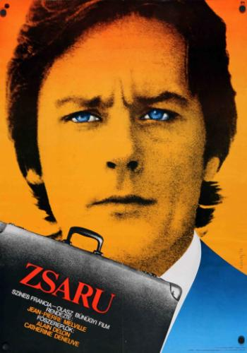 Zsaru movie poster